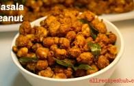 Baked Masala Peanuts – Masala peanuts / Masala Kadalai