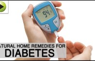 Diabetes – Natural Ayurvedic Home Remedies