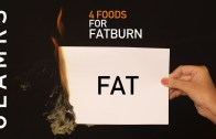 Eat These FOODS To Burn FAT From Your Body – 4 Fat Burning Foods