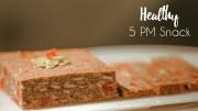 Healthy Snack Recipe – Homemade Granola Bars