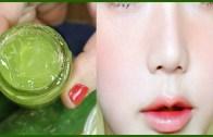 Homemade Skin Whitening Gel To Get Permanent Fair Skin In 3 Days | Skin Brightening Gel