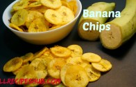 How to Make Banana Chips – Tasty Crispy and Salty