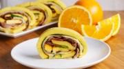 Loaded Egg Breakfast Roll