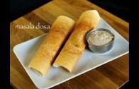 masala dosa recipe | masala dosa batter recipe in mixie | masala dosa with aloo bhaji