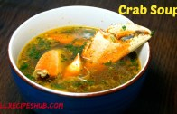Nandu Rasam – How to make Crab Soup | Crab Rasam