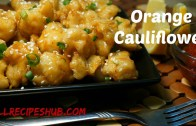 Orange cauliflower – Sesame Orange Vegan Cauliflower – Panda Express Style