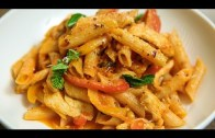 Penne Arrabiata Recipe – Italian Recipe – Pasta Recipes – Chicken Pasta Recipe by Varun Inamdar
