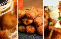 6 Mozzarella Stick Recipes