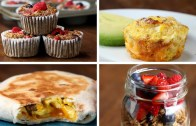 Make-Ahead Breakfast Ideas For The Week