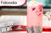 Falooda – Refreshing Cold Beverage – Sweet Dessert Recipe By Ruchi Bharani