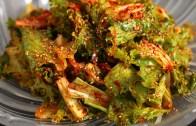 Korean Lettuce Salad – Sangchu-geotjeori: 상추겉절이