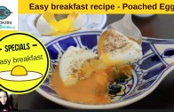 Poached egg – Easy Breakfast Recipe – Cookeryshow