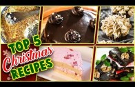 Top 5 Christmas Special Recipes – 4 Will Blow Your Mind | Christmas Recipes | Festive Season