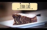 Zebra Cake – Eggless Dessert Cake Recipe | Beat Batter Bake With Priyanka