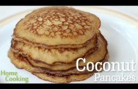 Coconut Pancakes Recipe – Ventuno Home Cooking