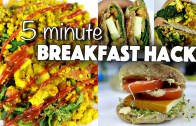 EASY VEGAN BREAKFAST RECIPES FOR COLLEGE STUDENTS (SAVOURY) – dorm-friendly