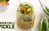 Green Chilli Pickle – Hari Mirch ka Achar – Achaar Recipes