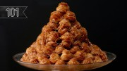 How To Make A Croquembouche – Cream Puff Tower