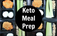 Keto Meal Prep Sunday – 1st Week Starting Ketogenic Diet