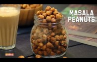 Masala Peanuts – Crispy & Spicy Peanuts – Snack Recipes