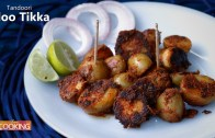 Tandoori Aloo Tikka – Chote Aloo Tikka – Recipes of Tandoori Aloo Tikka On Tawa