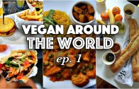 VEGAN AROUND THE WORLD – ep.1