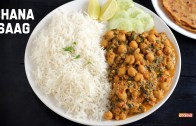 Chana Saag – Chana Chawal – Chana Masala Recipe