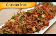 Chinese Bhel – Indian Fast Food Recipe – Vegetarian Snack Recipe By Ruchi Bharani