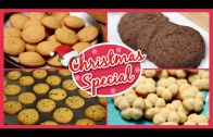 Christmas Special Recipes – Cookies and Biscuits – Quick & Easy To Make Baking Recipes