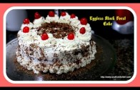 Eggless Black Forest Cake – Without Oven