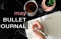 How I Stay Organised – May Bullet Journal Planning