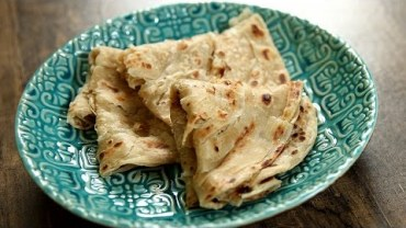 How to make Laccha Paratha – Paratha Recipes – The Bombay Chef – Varun Inamdar