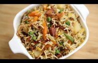 How To Make Navratan Pulav – Navratan Pulao Recipe – Indian Rice Recipe – Recipe by Ruchi Bharani