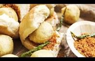 How To Make Vada Pav – Vada Pav Recipe – Street Food Recipes   Mumbai Vada Pav   Chef Varun Inamdar