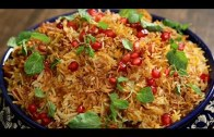 How To Make Vegetable Biryani – Easy Homemade Biryani Recipe – The Bombay Chef – Varun Inamdar