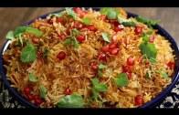 How To Make Vegetable Biryani – Easy Homemade Biryani Recipe – The Bombay Chef – Varun Inamdar