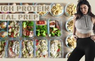 MEAL PREP WITH ME – Fast & Healthy High Protein Meals and Snacks