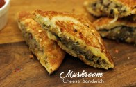 Mushroom Cheese Sandwich – Easy Sandwich Recipes