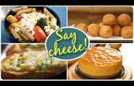 Say Cheese Special Recipes – Quick And Easy To Make Cheese Recipes