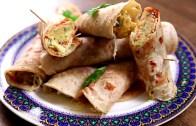 Veg Frankie – Homemade Frankie Recipe – The Bombay Chef – Varun Inamdar