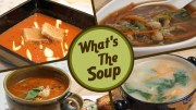 What's The Soup – Appetizing And Nourishing Soups – Healthy Homemade Vegetarian Soup Recipes