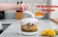 15 Best Kitchen Gadgets & Kitchen Tools 2018 You Must Need