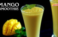 Mango Smoothie – How To Make Mango Smoothie Recipe – Summer Special Recipe By Home Cooking