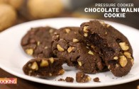 Pressure Cooker Chocolate Walnut Cookie – Walnut Choco Chip Cookies