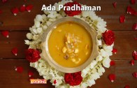 Ada Pradhaman – Kerala Onam Sadya Payasam Recipe