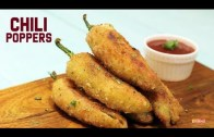 Chilli Poppers – Cheesy Chili Poppers – Easy Snacks Recipe