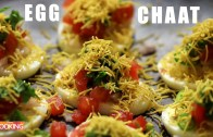 Egg Chaat – Anda Chaat Recipe – Easy Egg Snack