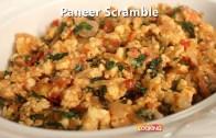 Paneer Bhurji – Paneer scramble Recipe – Cottage Cheese Scramble – Ventuno Home Cooking
