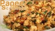 Paneer scramble Recipe – Ventuno Home Cooking