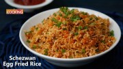 Schezwan Egg Fried Rice – Ventuno Home Cooking